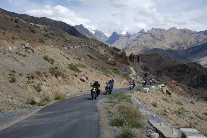 ADV Spiti Valley Ride- July 2